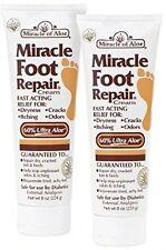 2-Pack Miracle Foot Repair Cream 8 Oz.