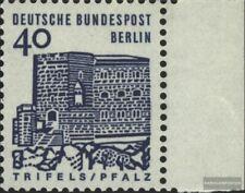 Berlin (West) 245 Seitenrandstück postfrisch 1964 Bauwerke