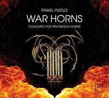 War Horns [New CD] With DVD