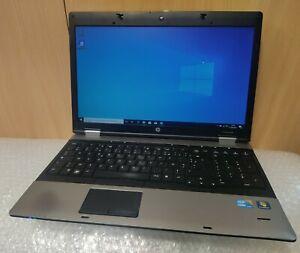 Pc Portable HP Probook 6550B Core i3 M370/ 4Go Ram / 320go hdd / Win10pro