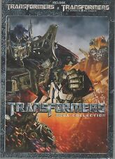 TRANSFORMERS MEGA COLLECTION BOX 2 DVD F.C. SIGILLATO!!!