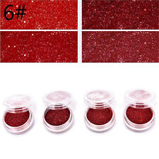 4pcs/set Color Mixed Eye Shadow Makeup Powder Pigment Mineral Eyeshadow HU