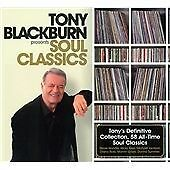 Various Artists - Tony Blackburn (Soul Classics 3XCD)