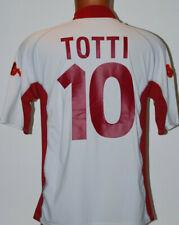 Maglia Roma Totti Scudetto Jersey 2001 2002 Serie A kappa no Match Worn INA