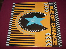 """Age of Chance:  Kiss   12""""  EX"""