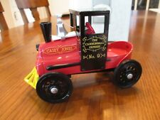 "Hallmark Kiddie Car Classics 6"" 1961 Garton Casey Jones Locomotive Mib No 9"
