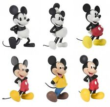 Officially Licensed Disney Mickey Mouse SET of 6 FiguartsZERO Figures by Bandai