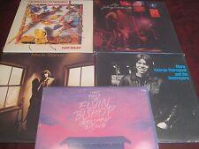 ROCK GUITARISTS ELVIN BISHOP THOROGOOD VAUGHAN WINTER TAYLOR 5 LP SET SPECIAL