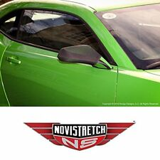 Camaro NoviStretch Stretch Mirror Bra Covers Fits: 5th Gen 10-15 MC150