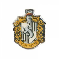 Genuine Warner Bros Harry Potter Hufflepuff Crest Hogwarts House Pin Badge Gift