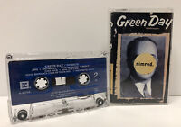 Green Day Nimrod 1997 Reprise Audio Cassette Tape NM Blue Tape 9 46794-4 TESTED