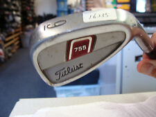 Titleist 775 Forged #9 Iron Original Steel Stiff Flex
