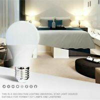 E27 5-12W LED Bulb Globe Light Lamp Cool/Warm White Energy Saving Home Lighting