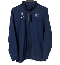 NWT Nike NBA Authentic Player Team Issue Dri-Fit Memphis Grizzlies Jacket  XL