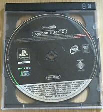 Syphon Filter 2 - Promo Gioco Completo - New - PlayStation 1 - PSX
