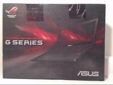 Asus G501JW 15-Inch Gaming Laptop (2.6 GHz Core i7-4720HQ, 16 GB DDR3 RAM, 512 G