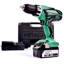 HITACHI DV18DGL1 18v Li-ion 5.0Ah Cordless Hammer Drill Driver