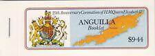 (20630) Anguilla Booklet Coronation 1978