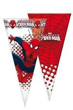 Artículos de fiesta sin marca de cumpleaños infantil de Spider-Man