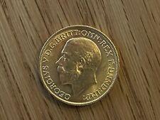 More details for 1912 gold sovereign, george v, gvf, marsh 214, s-3996.