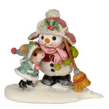 Wee Forest Folk TM-9 Frosty Friends