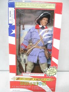 1997 Soldiers of the World Revolutionary War Private Maryland State Troops