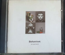 Pet Shop Boys Behaviour