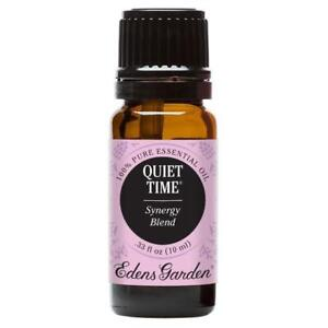 Quiet Time Synergy Blend Edens Garden 100% Pure Therapeutic Essential Oil