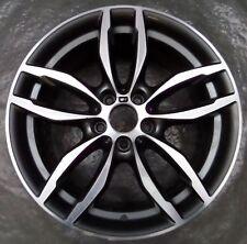1 BMW Cerchi Alluminio Styling 622 M 8.5JX19 ET38 7849661 X3 F25 X4 F26 F2592