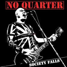 NO QUARTER - SOCIETY FALLS LP 300 Ex.