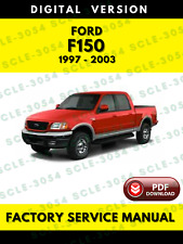 Service Repair Manuals For 2003 Ford F 150 For Sale Ebay