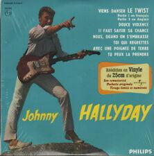 JOHNNY HALLYDAY 25CM 2003 REMASTERISE TIRAGE LIMITE NUMEROTE