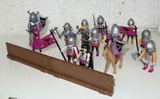 11 x Barbaren  -  2 Pferde - alle schwerst bewaffnet - tolles Set