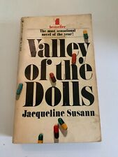 1967 Valley Of The Dolls by Jacqueline Susann Bantam Paperback