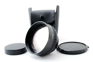 Kenko Tele Conversion Video Camera Lens x2.0 KPT-20 [Exc++] Japan FedEx #700554