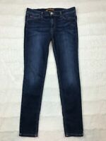 Joes Jeans Womens Size 32 Japanese Denim The Icon Skinny Mid-Rise Dark Wash