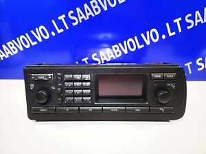 SAAB 9-3 YS3F Music Player Without GPS 12804427 12799718 2003 11519486