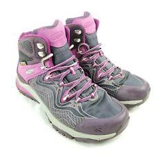 KEEN Aphlex Mid WP WATERPROOF Rain BACKPACK Trail HIKING BOOTS Shoes WOMENS sz 7