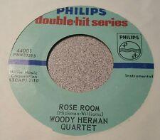 Woody Herman ~ Rose Room / What Kind Of Fool Am I ~ (VG++)