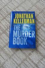 Jonathan Kellerman - The Murder Book Hard Cover Book