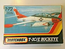 MATCHBOX Maquette 1/72 Rockwell T-2C/E Buckeye - PK-42