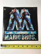 Super Mario Bros. - 1993 Golden Book - Movie Tie-In Children's Paperback