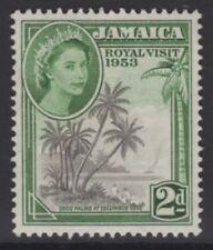 JAMAICA SG154 1953 ROYAL VISIT MNH