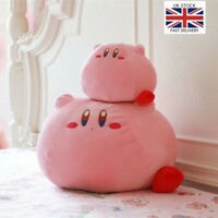 Kirby Adventure Plush Soft Doll Large Stuffed Animals Toys Child Gift Home Decor