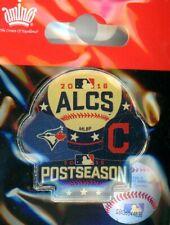 Cleveland Indians 2016 World Series & Playoff Pin Choice Postseason pins Tribe
