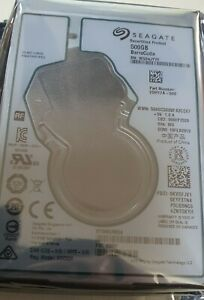 """SEAGATE 2.5"""" 500GB Internal Hard drive 7200 RPM For Laptop PS3 ST500LM034 7mm"""