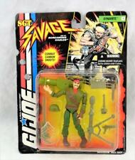 G I Joe SGT Savage Screaming Eagles Combat Dynamite Figure MOSC