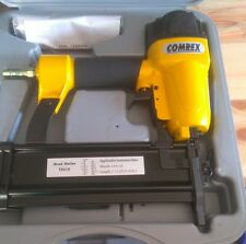 COMREX FINISHING BRAD  AIR NAILER,NEW WITH CARRY CASE, UP TO 64mm brads L@@@@K