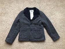 Armani Junior Boy Jacket Size 4A Grey