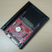 CF Compact Flash Type I/II to Serial SATA Adapter with case